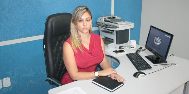 Dra. Poliana Bergamo assume Delegacia Especializada da Mulher em Goianésia