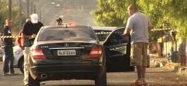 Policial militar reage a tentativa de assalto e mata suspeito, em Goiânia