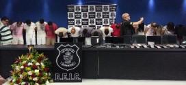 Polícia prende 20 suspeitos de clonar cartões e realizar fraudes bancárias
