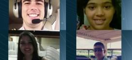 Identificadas vítimas da queda do avião na GO-139, em Corumbaíba
