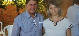 Cirlei Araújo participa de reunião partidária em Dois Irmãos