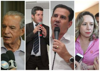 Iris lidera; Waldir e Vanderlan empatados na Paraná Pesquisas/TV Record