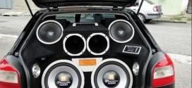 Carro com som alto independente do volume está sujeito a multa a partir de agora