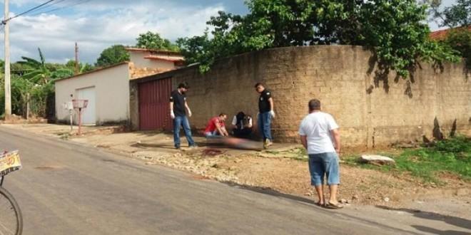 Homem é morto em Niquelândia após ser agredido com pedradas e facadas