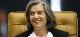Sem citar Renan, Cármen Lúcia exige respeito aos juízes do Brasil
