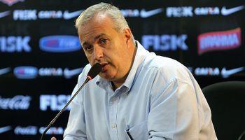 Presidente do Corinthians é investigado por suspeita de fraude