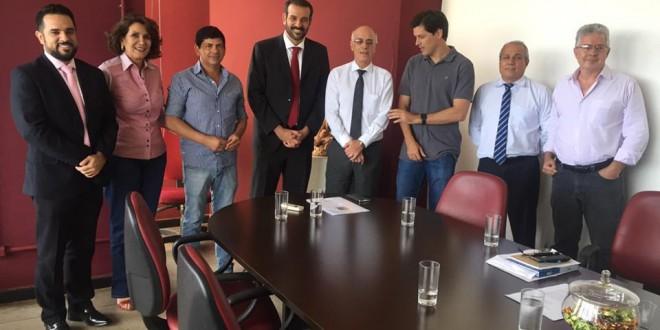 Renato de Castro faz mobilização pela criação de um Campus da UFG em Goianésia