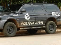 Preso suspeito de assaltar bancos no Norte de Goiás