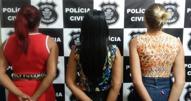 Quatro prostitutas são presas por exploração sexual em bordel de Goiás