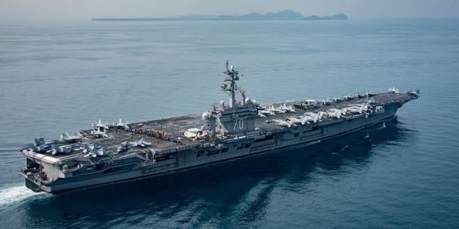 Coreia do Norte diz que reforçará armas nucleares em resposta a porta-aviões dos EUA
