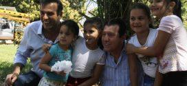 Prefeito Renato realiza Mutirão Ação e Cidadania no povoado de Juscelândia
