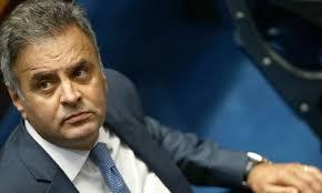 STF nega prisão, mas afasta do mandato e manda Aécio não sair de casa à noite