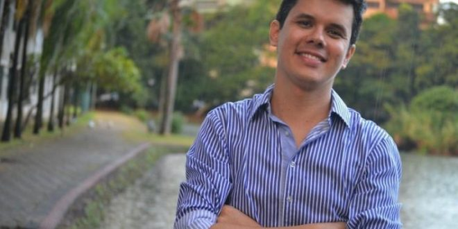 Goiás terá um policial federal gay em disputa pelo Governo Estadual