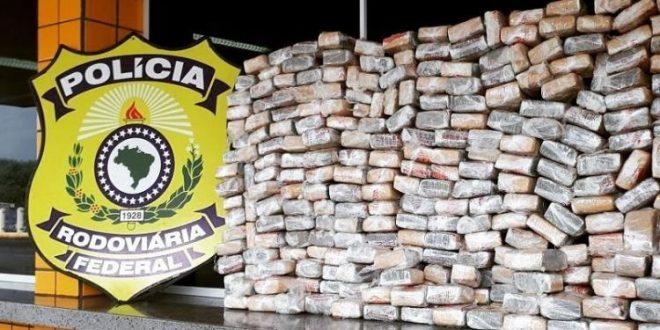 Casal é preso traficando drogas do Paraguai para Goiânia