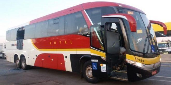 3bc0122191a Policial Militar e dois bandidos morrem durante tentativa de assalto a  ônibus