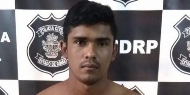 Polícia Civil de Ceres prende foragido acusado de homicídio no mato grosso