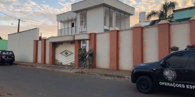 policia civil de Goianésia prende golpista na operação Habacuque