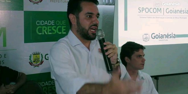 Pedro Gonçalves, pré-candidato a deputado estadual, levanta bandeira de combustíveis mais baratos em Goiás