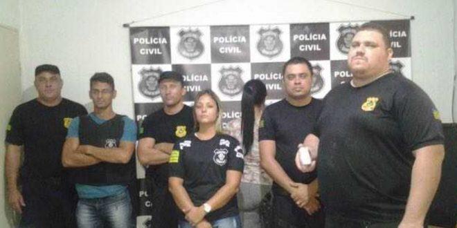 Jovem é presa ao tentar entrar no presídio de Piracanjuba com 92g de maconha nas partes íntimas
