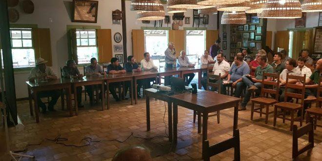Sicoob Emprecred um café da manhã em Pirenópolis