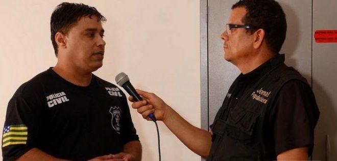Políca desvenda, e fala detalhes da morte do mototaxista Tizil em Itapaci (vídeo)