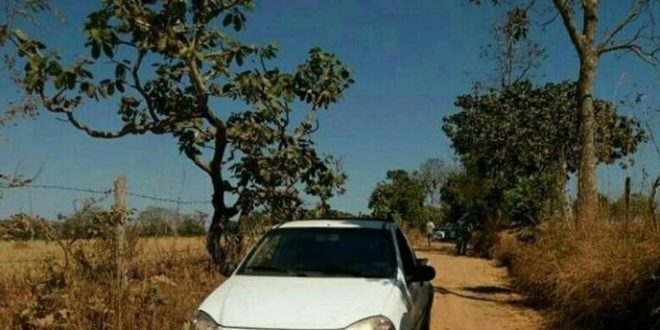 Homem é morto ao sair de plantação de melancia em Uruana, diz polícia