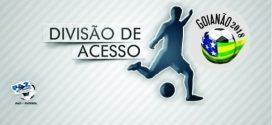 Crac, Novo Horizonte, Goiânia e Goianésia vencem no domingo de Divisão de Acesso