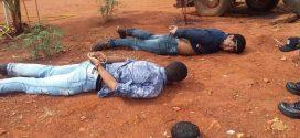 Dois são presos na região de Rianápolis por suspeita de roubo em Itapaci