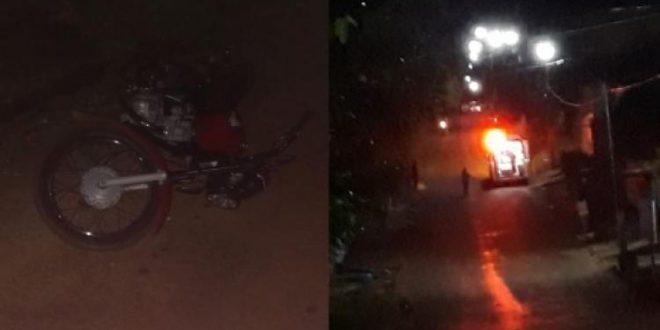 Homem leva três tiros em Tentativa de homicídio em Ceres