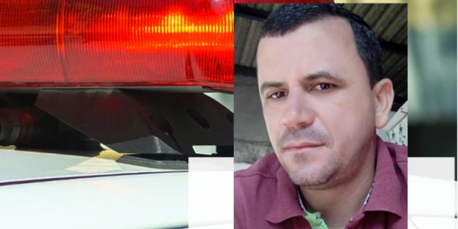 Homem é morto com vários tiros em Jaraguá agora a pouco