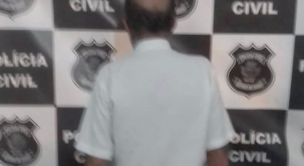 policia civil prende em Barro Alto idoso de 78 anos suspeito de estuprar duas bisnetas
