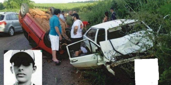 Acidente deixa dois feridos e um morto entre Carmo do Rio Verde e São Patrício