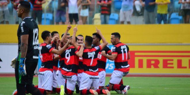 Atlético goleia e abre grande vantagem sobre o Goiás na decisão do Goianão 2019