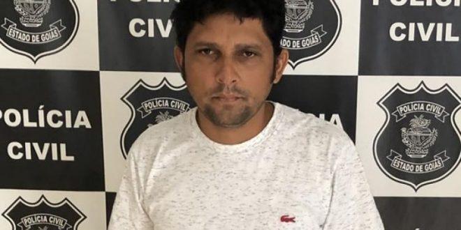 homem é preso em Barro Alto suspeito de Estelionato