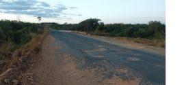 Trechos da GO-230 entre Cirilândia e Goianésia estão críticos e provocam acidentes