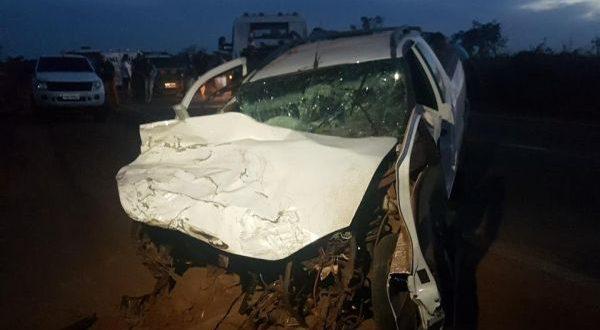 PRF divulga balanço do fim de semana com quatro acidentes nas rodovias goianas