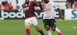 Corinthians cede empate ao Flamengo em Itaquera