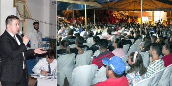 Consenso no tráfego de carretas em Barro Alto é resultado de audiência pública do MP