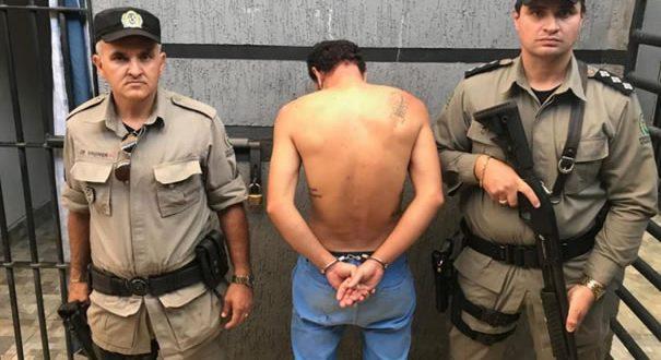 Policia Militar de Barro Alto prende homem que estuprava uma garota de 13 anos