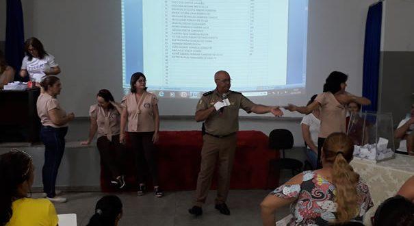 sorteio de preenchimento de vagas foi realizado nesta terça feira 12 no colegio militar de Goianésia veja os sorteados