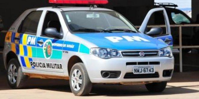 Homem é preso suspeito de jogar bomba na casa da ex-mulher e agredir o atual namorado dela, em Goianésia