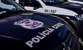 POLICIA CIVIL  DE GOIANÉSIA PRENDE AUTOR DE FURTOS A OBRAS RESIDENCIAIS