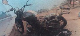 Homem que incendiou motocicleta da ex-namorada é preso em Goianésia