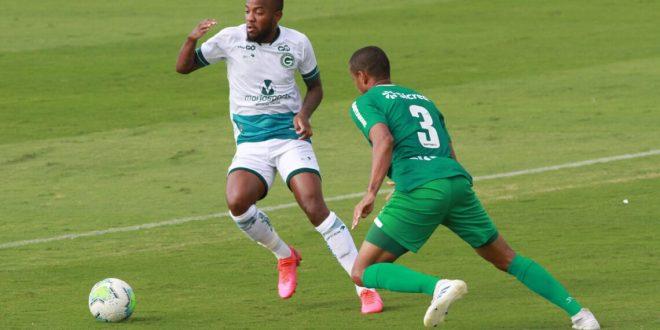Goiás perde amistoso para o Cuiabá no Estádio Hailé Pinheiro