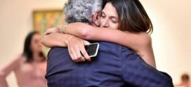 Caiado cancela agenda após filha ser diagnosticada com coronavírus, em Goiânia