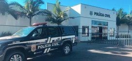 DP DE GOIANÉSIA PRENDE FORAGIDO DA JUSTIÇA PELA PRÁTICA DO CRIME DE  HOMICÍDIO QUALIFICADO