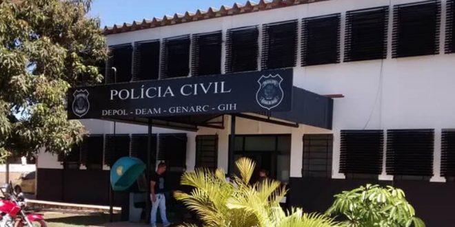 Mulher e filho são presos suspeitos de matar namorado dela em Novo Gama