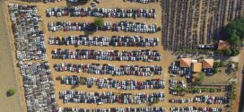 Detran-GO promove leilão de 3 mil veículos recuperáveis e sucatas em Goiânia