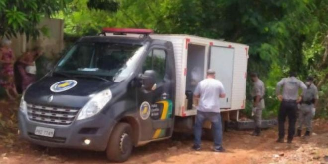 Corpo é encontrado às margens do Rio das Almas em Rialma, possível homicídio