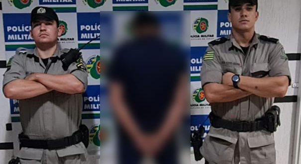 Homem é preso suspeito de estupro de vulnerável contra criança de 6 anos no Bairro Jardim Esperança